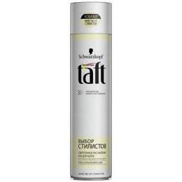 """Taft лак для волос """"Выбор Стилистов"""" очень сильная фиксация, 350 мл"""