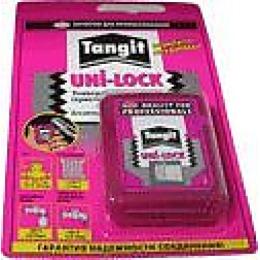 """Tangit нить """"Уни-лок"""" для герметизации резьбовых соединений, на единичном блистере в шоу-боксе, 20 м"""