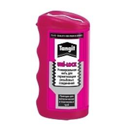 """Tangit нить """"Уни-лок"""" для герметизации резьбовых соединений, в шоу-боксе, 160 м"""