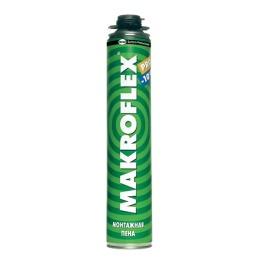 Makroflex пена монтажная, зимняя, профессиональная