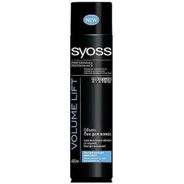 "Syoss Лак для волос ""Mini voliume lift"", 75мл"