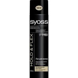 """Syoss Лак для волос """"Invisible Hold"""" экстрасильной фиксации, 400мл"""