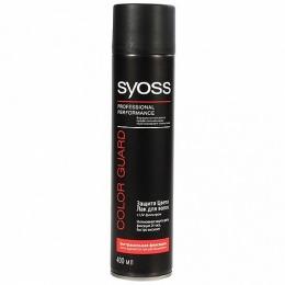 """Syoss лак для волос """"Color Guard"""" экстрасильная фиксация, 400 мл"""