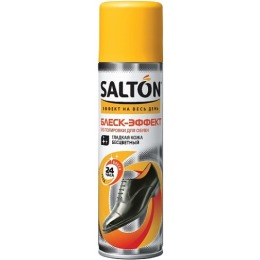 """Salton средство """"Блеск-эффект без полировки"""" для гладкой кожи"""