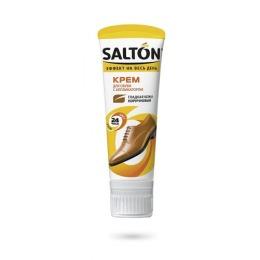 Salton крем для обуви, с норковым маслом, туба