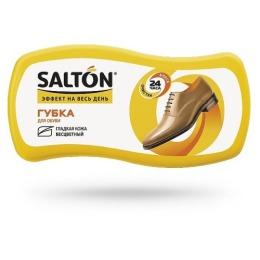 """Salton губка """"Волна"""" для гладкой кожи, с норковым маслом"""