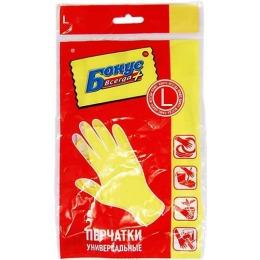 Бонус перчатки латексные, универсальные