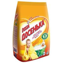 """Dosia стиральный порошок """"Детский"""" для машинной и ручной стирки, 3.7 кг"""