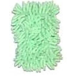 Rainbow Home губка для мытья и полировки поверхностей, зеленая, 15х8,5х3 см