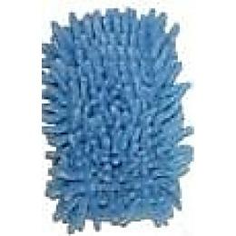 Rainbow Home губка для мытья и полировки поверхностей, синяя, 15х8,5х3 см