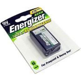 "Energizer аккумулятор ""Rechargeable. 9v/HR22. 175mAh. FSB"", 1 шт"