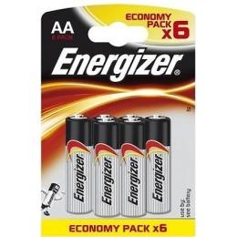 "Energizer батарейки ""Classic. LR06"" пальчиковые, 6 шт"