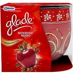 """Glade ароматизированная свеча """"Магическое яблоко"""", 120 г"""