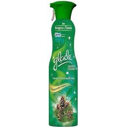 """Glade освежитель воздуха """"тайнственный лес"""" эффект свежести, 275 мл"""