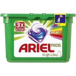 """Ariel гель жидкий в растворимых капсулах """"Color  Style"""" автомат, 15 шт"""