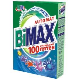 """Bimax стиральный порошок """"100 пятен Compact"""" автомат, 400 г"""