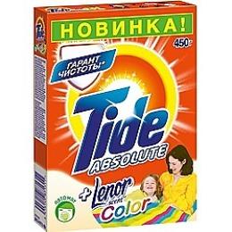 """Tide стиральный порошок """"Lenor Scent. Автомат."""", 450 г"""
