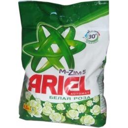 """Ariel стиральный порошок """"Белая роза"""" автомат, 4.5 кг"""