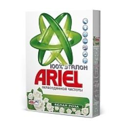 """Ariel стиральный порошок """"Белая роза"""", 450 г"""