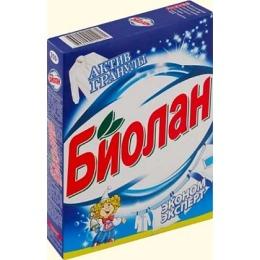 """Биолан стиральный порошок """"Белые цветы. Ручная стирка"""", 350 г"""