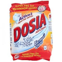 """Dosia стиральный порошок """"Белый снег"""" автомат, 3,7 кг"""