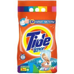 """Tide стиральный порошок """"Колор Lenor Scent. Автомат."""", 3 кг"""