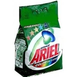 """Ariel стиральный порошок """"Колор де люкс """" автомат, 9 кг"""
