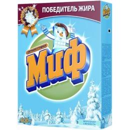 """Миф стиральный порошок """"Морозная свежесть"""", 400 г"""