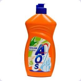 "Aos средство для мытья посуды ""Бальзам алое вера"", 500 мл"