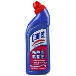 """Comet чистящий гель """"Весенняя свежесть"""", 500 мл"""