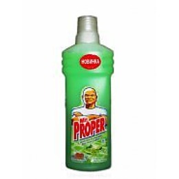 "Mr.Proper жидкость чистящая ""Бодрящий лайм"""
