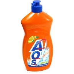 """Aos средство для мытья посуды """"НЭФИС. Лимон"""""""