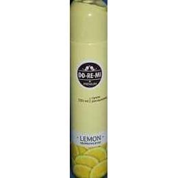 """До-Ре-Ми освежитель """"Премиум. Лимон"""", 330 мл"""
