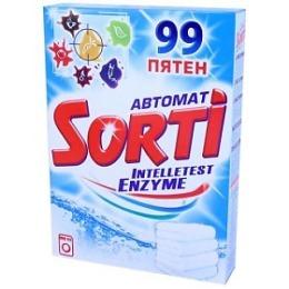 """Sorti порошок стиральный """"Интел тест"""" автомат, 350 г"""
