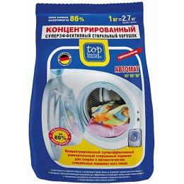 Top House стиральный порошок автомат концентрат суперэффективный, 1 кг