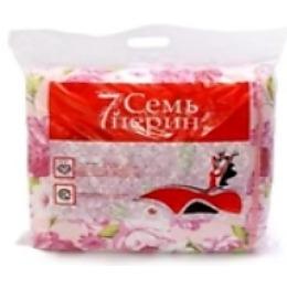 """7 Перин одеяло """"Овечья шерсть"""" облегченное, 200х220"""