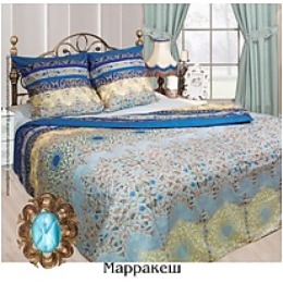 "Sova & Javoronok комплект постельного белья ""Марракеш"" евро, наволочки 50х70 см"