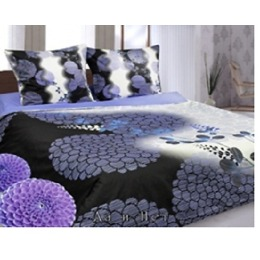 "Sova & Javoronok комплект постельного белья ""Премиум. Да и Нет"" 2-х спальное, наволочки 70х70 см"