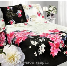 "Sova & Javoronok комплект постельного белья ""Премиум. Ночной каприз"" 2-х спальное, наволочки 70х70 см"