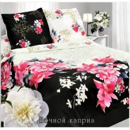 """Sova & Javoronok комплект постельного белья """"Премиум. Ночной каприз"""" семейный, наволочки 70х70 см"""