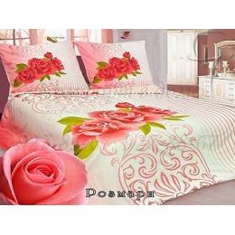 "Sova & Javoronok комплект постельного белья ""Премиум. Роз""Мари"""" 1.5 спальное, наволочки 70х70 см"