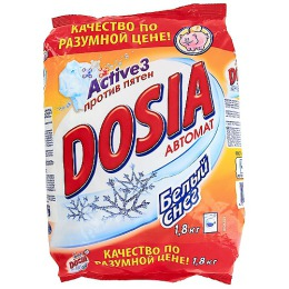 """Dosia стиральный порошок """"Белый снег"""" автомат"""