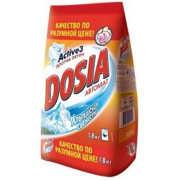 """Dosia стиральный порошок """"Альпийская свежесть"""", автомат"""