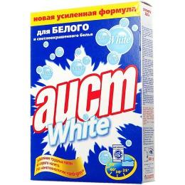 """Аист стиральный порошок """"White"""" для белого белья, 400 г"""