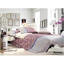 """Tiffany`s Secret комплект постельного белья """"Восток"""" 1.5 спальное в пвх упаковке, наволочки 50х70 см"""