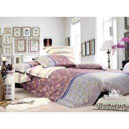 """Tiffany`s Secret комплект постельного белья """"Восток"""" евро в пвх упаковке, наволочки 70х70 см"""
