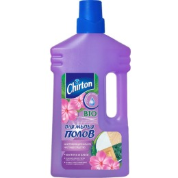 """Chirton средство чистящее """"Утренняя роса""""для мытья полов, 1 л"""