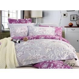 """Tiffany`s Secret комплект постельного белья """"Ажур"""" семейный в пвх упаковке, наволочки 50х70 см"""
