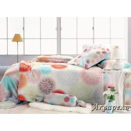 """Tiffany`s Secret комплект постельного белья """"Акварель"""" 1.5 спальное в пвх упаковке, наволочки 50х70 см"""