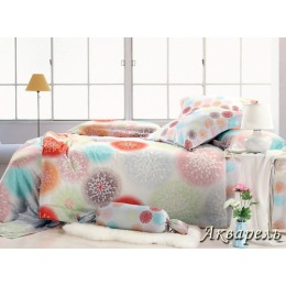"""Tiffany`s Secret комплект постельного белья """"Акварель"""" 1.5 спальное, наволочки 50х70, в коробке"""